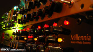 ANALOG-MASTERING: STUDIO GEAR / HARDWARE